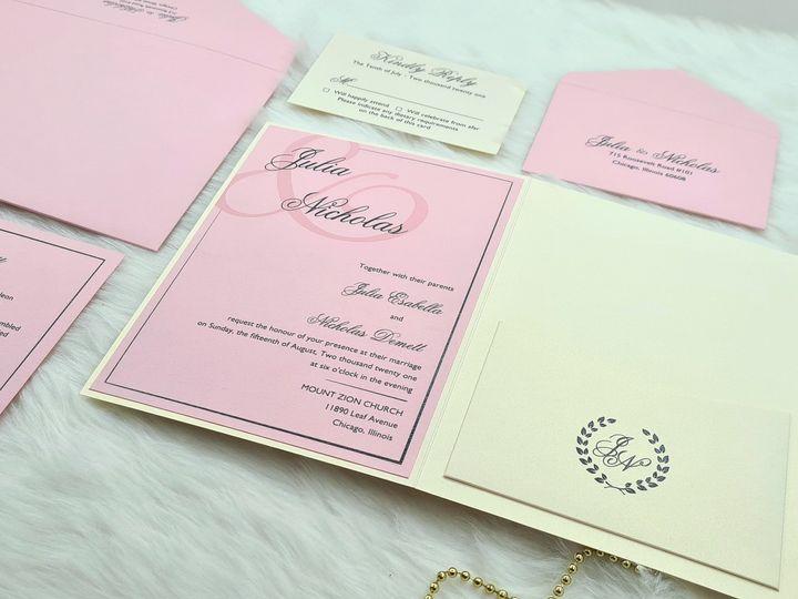 Tmx Kansas Pastel 51 406417 162154651919035 Seattle, WA wedding invitation