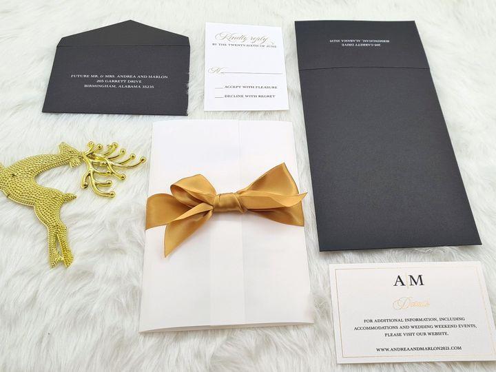 Tmx Kentucky Classic 51 406417 162154651739986 Seattle, WA wedding invitation
