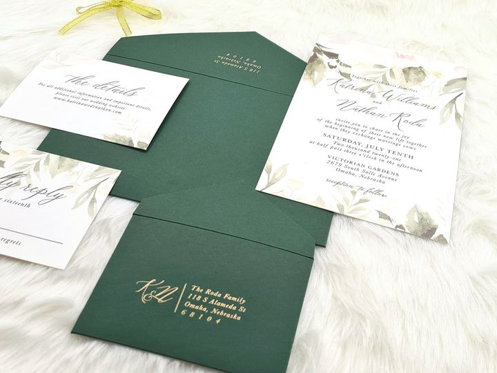 Tmx Massachusetts Eden 51 406417 162154652514207 Seattle, WA wedding invitation