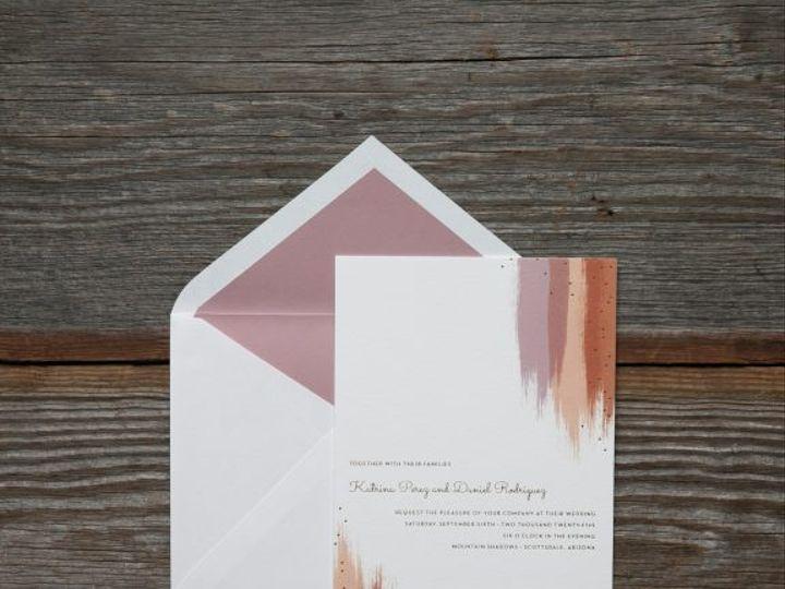 Tmx Mira Modern Wedding Invitation 51 406417 162154711448123 Seattle, WA wedding invitation