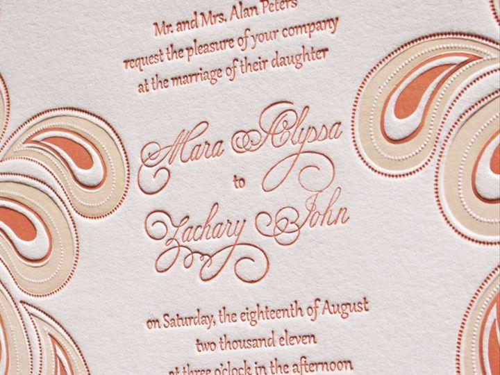 Tmx Paisley 51 406417 162174890938756 Seattle, WA wedding invitation