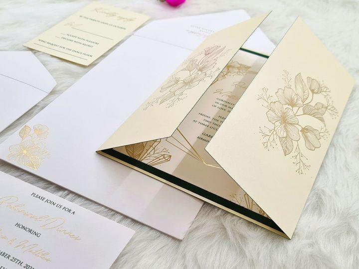 Tmx Pennsylvania Autumn 51 406417 162154653836325 Seattle, WA wedding invitation