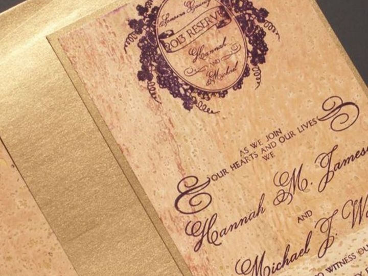 Tmx Plum Blossom Cork Wedding Invitation 51 406417 162174889675594 Seattle, WA wedding invitation