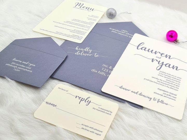 Tmx Tennessee Bliss 51 406417 162154653621930 Seattle, WA wedding invitation