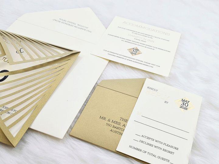 Tmx Wyoming Fields 51 406417 162154653960302 Seattle, WA wedding invitation