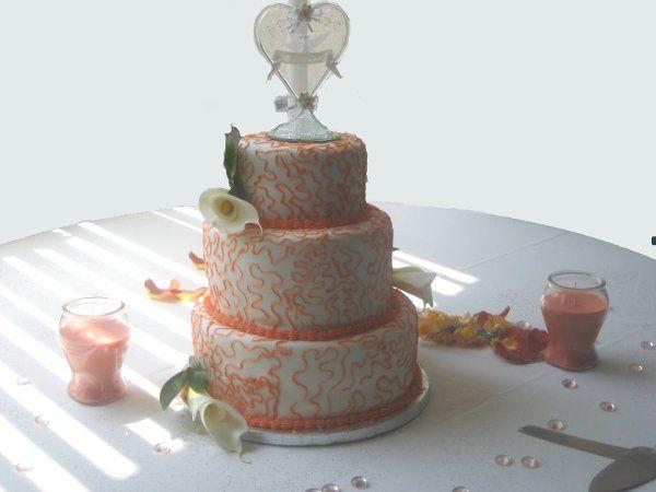 Tmx 1256863967540 Decoratedweddingcake Philadelphia wedding cake