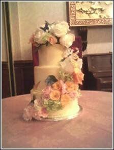 Tmx 1256863968274 Classicfloralweddingcake Philadelphia wedding cake