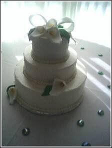 Tmx 1256863969415 Sugarflowersweddingcake Philadelphia wedding cake