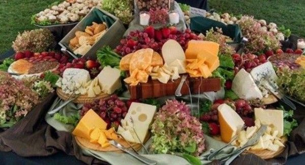 Gourmet Cheese Boards