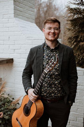 Nashville Wedding Guitarist