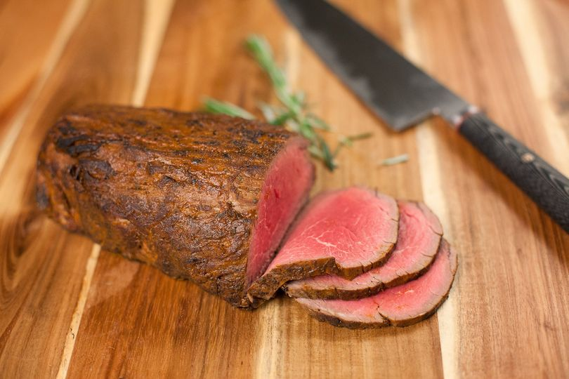 Chipotle Beef Tenderloin