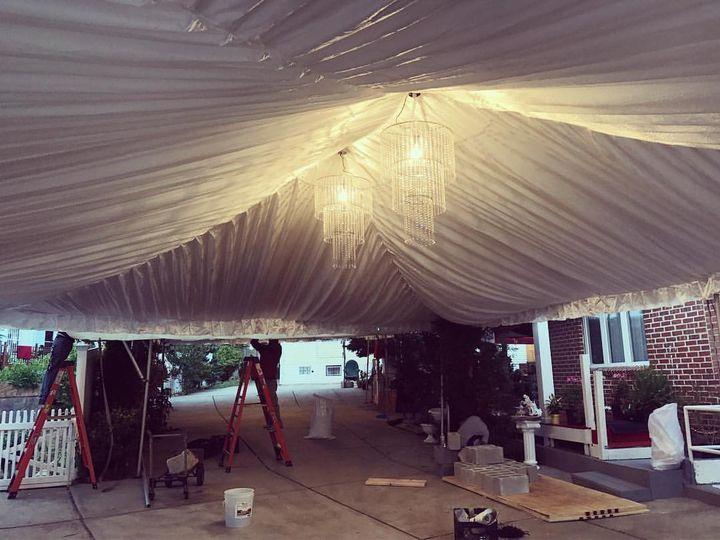 Exquisite Tent Liner