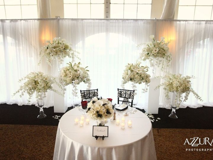 Tmx 1391739187602 Flora Nova Design Newcastle Luxury Wedding White O Seattle wedding florist