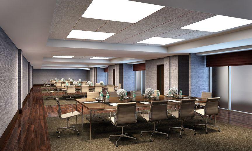 Second floor meeting room