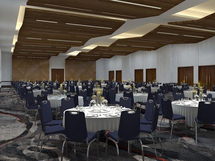 Tmx Ballroom Aqua Vista Final 51 1067417 1558463638 Dania, FL wedding venue