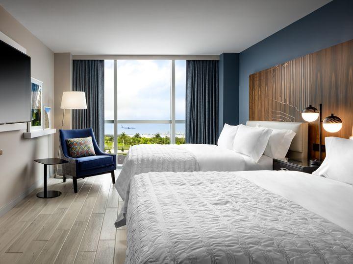 Tmx Guestroom Qnqn And Dque Classic And Deluxe 51 1067417 162066277244418 Dania, FL wedding venue