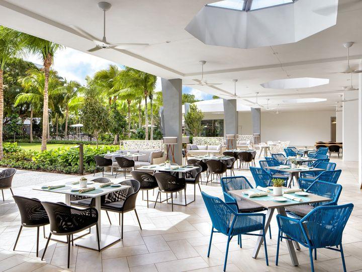 Tmx Restaurant Terrace 51 1067417 162066277347034 Dania, FL wedding venue