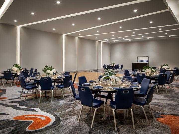 Tmx Riviera Ballroom Linenless 51 1067417 162066277395727 Dania, FL wedding venue