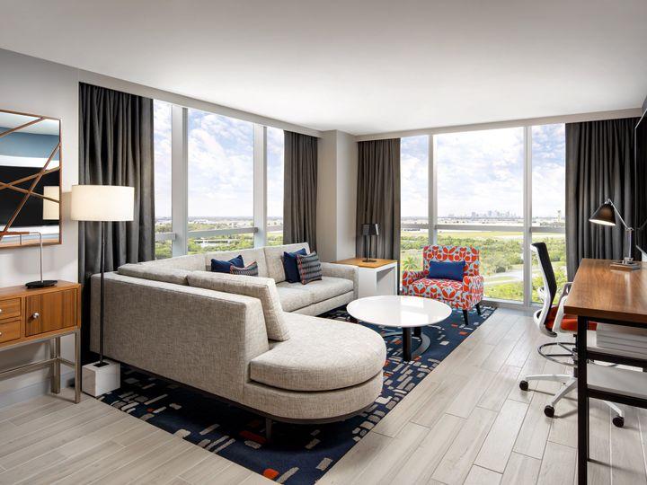 Tmx Suite Lounge Area 51 1067417 160094038665161 Dania, FL wedding venue