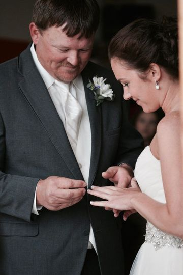 Exchanging the rings