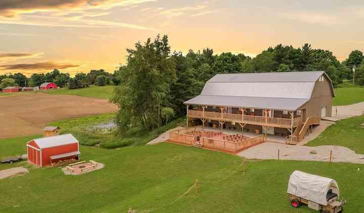 Serendipity Farms Wedding Barn