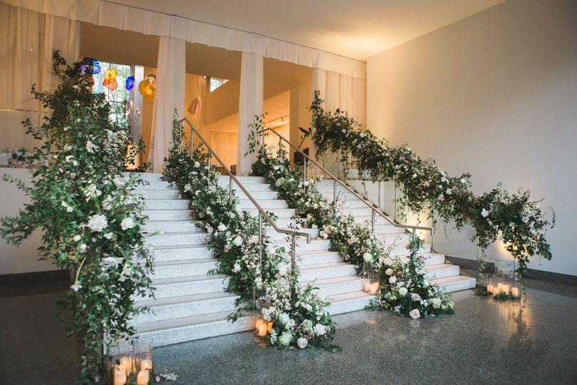 French Garden Inspired Wedding