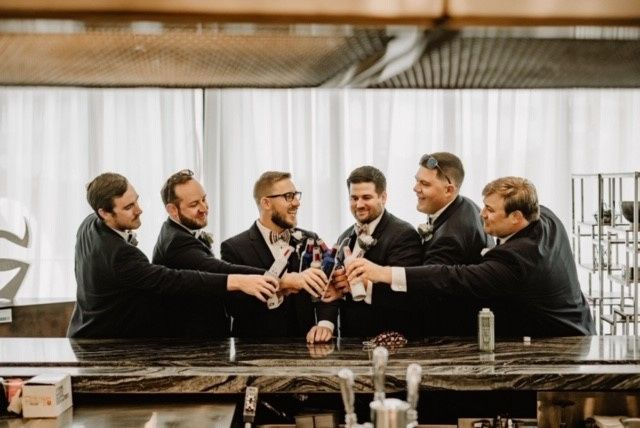 Tmx Groomsmen At Bar 51 988417 159672568646865 Sarasota, FL wedding venue