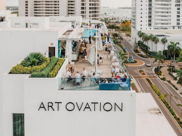 Tmx Kell Travis Rooftop Wedding Art Ovation Sarasota 0977 51 988417 162370499117134 Sarasota, FL wedding venue