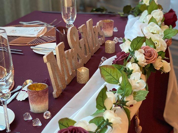 Tmx Sweetheart Table Mr Mrs 2 51 988417 160916870867684 Sarasota, FL wedding venue