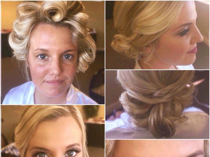 Tmx 1484578295985 Bridehairmakeuplashes Fort Myers, Florida wedding beauty