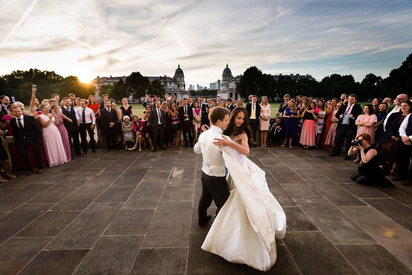 The Queen's House wedding