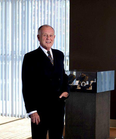 Harry Gaunt, Owner and Designer since 1957.