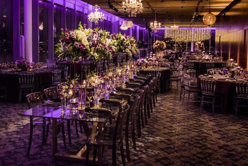 7th Floor Ballroom Reception