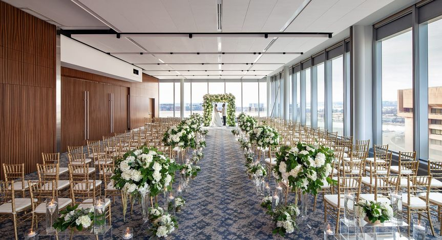 7th Floor Ballroom Ceremony