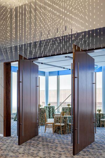 7th Floor Ballroom Entry