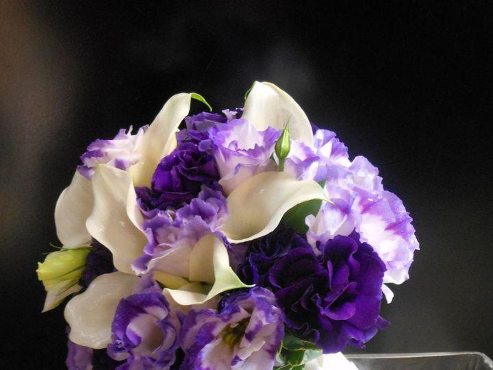 Tmx 1362422988683 MarifelBridalBouquet Teaneck, NJ wedding florist