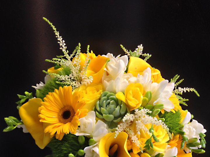 Tmx 1450305439343 Beckys Bouquet Teaneck, NJ wedding florist