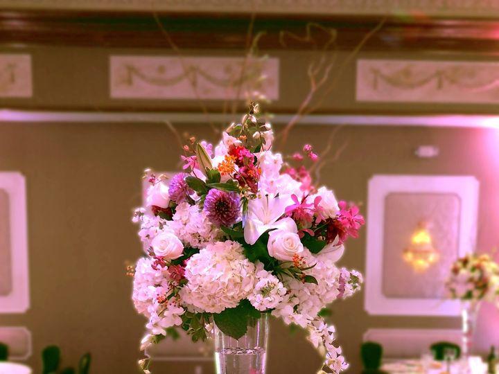 Tmx 1450306067536 Mayfair Tall Centerpiece Teaneck, NJ wedding florist
