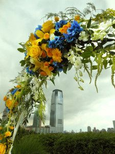 Tmx 1489012132227 Liberty House Arch Centerpiece Teaneck, NJ wedding florist