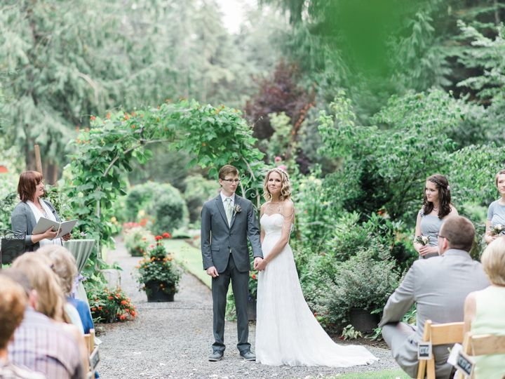Tmx 1457484068536 Altar Celebrant And Couple Bellevue, WA wedding officiant