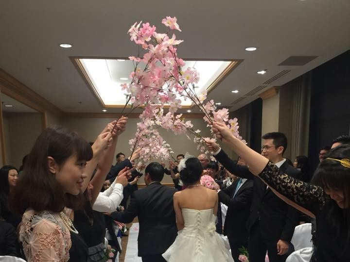 Tmx 1457484520358 Cherry Blossom Recessional Bellevue, WA wedding officiant