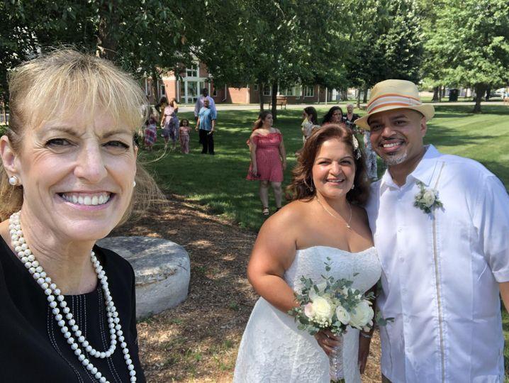 Wonderful Park Wedding