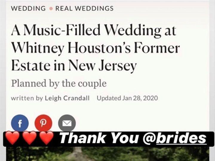 Tmx Brides 1 51 1012517 158152376569618 Morristown, NJ wedding officiant