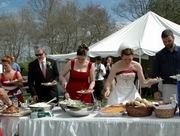 Outdoor catering - that's our specialty.