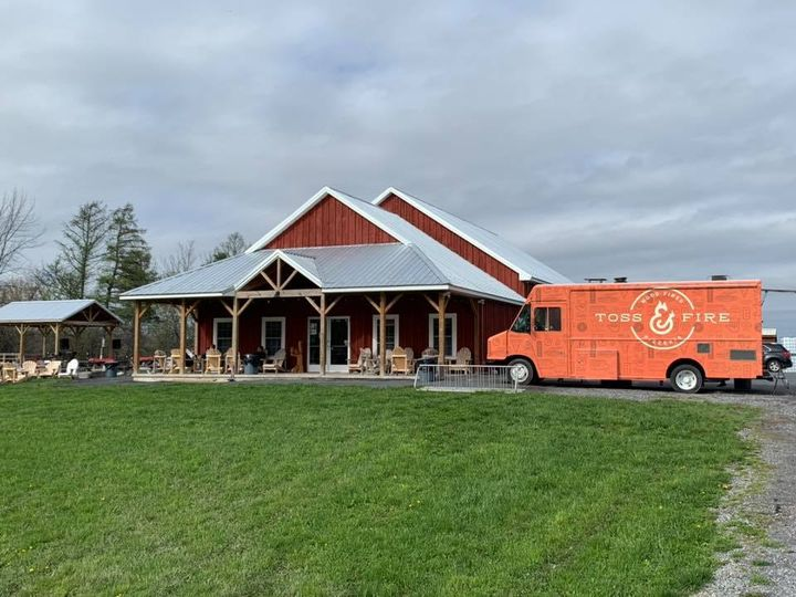 Toss & Fire Food Truck