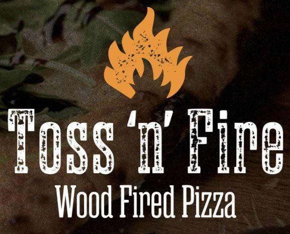 Toss 'n' Fire logo
