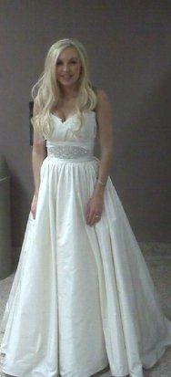 Tmx 1266427007315 Brionna Nashville, TN wedding dress