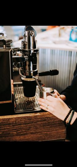 Handcrafted coffees