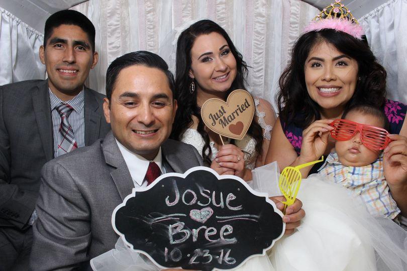 Josue and Bree's wedding
