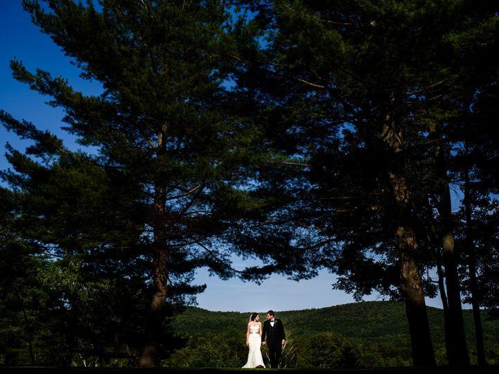 Tmx 1509634607683 Couple Under The Trees Ludlow, VT wedding venue